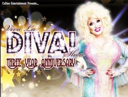 The Viva La DIVA Show - Three Year Anniversary