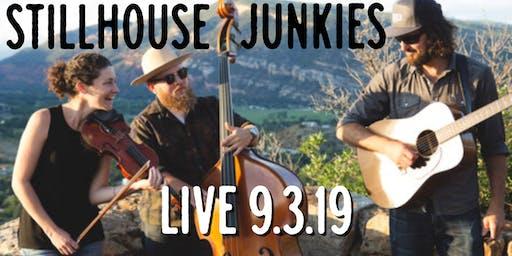 Stillhouse Junkies @ Steady Hand Beer Co. 9/3/19