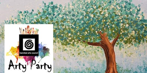 ARTY PARTY: Splatter Tree
