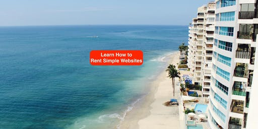 """Make """"Rental"""" Income w/ Website Rental Properties to Businesses"""