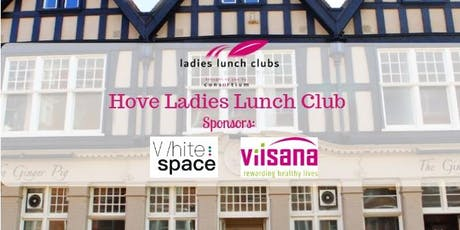 Hove Ladies Lunch Club - 12th November 2019  tickets