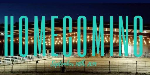Barn Bash: Homecoming