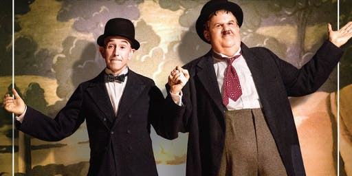 STAN & OLLIE   (PG) 2018 Biography/Comedy/Drama 1h 38min
