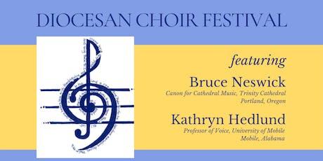 Diocesan Choir Festival tickets