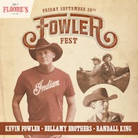 Kevin Fowler, The Bellamy Brothers