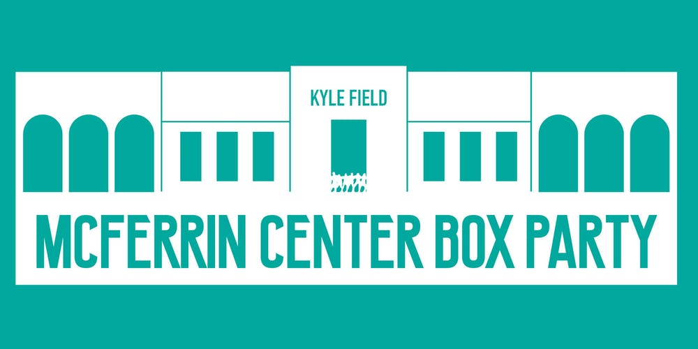 McFerrin Center Box Party 2019 Tickets, Tue, Sep 3, 2019 at 4:30 PM on sports authority field at mile high map, parkview field map, kyle zoning map, progressive field map, fedex field map, cashman field map, lp field map, ford center map, faurot field map, hometown kyle map, coca-cola field map, centurylink field map, lincoln financial field map, tropicana field map, u.s. cellular field map, durham bulls athletic park map, soldier field map, target field map, victory field map,