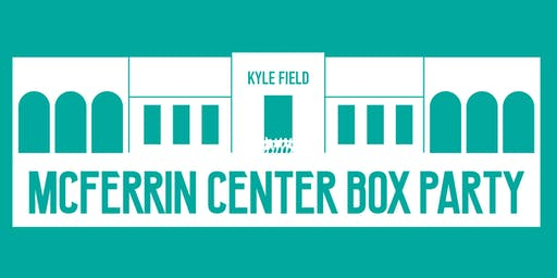 McFerrin Center Box Party 2019