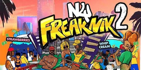 FREAKNIK NYC 2 tickets
