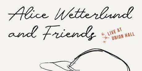 Alice Wetterlund and Friends tickets