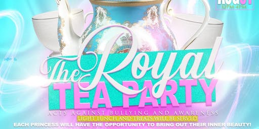 The Royal Tea Party
