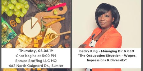 """""""Occupation Situation - Wages, Impressions & Diversity"""" tickets"""