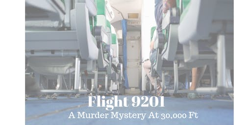 Flight 9201 Murder Mystery