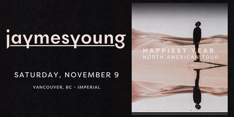 Jaymes Young tickets