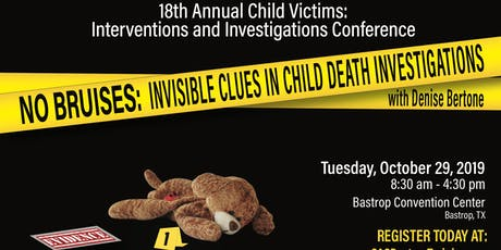 18th Annual Child Victims:  Interventions and Investigations tickets