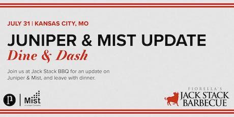 Juniper + Mist Update | Kansas City, MO tickets
