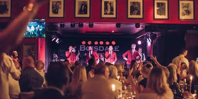 Dinner & Live Music at Boisdale of Canary Wharf