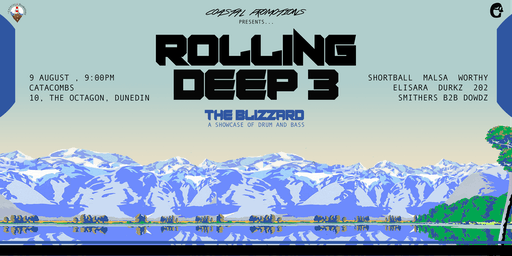 Rolling Deep 3 (A Showcase Of Drum And Bass - The Blizzard)