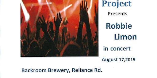 Phoenix Project Fundraiser Presents Robbie Limon in Concert