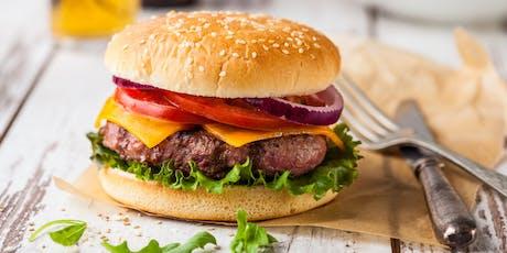Burger Benefit! tickets