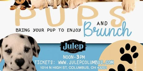 Pups and Brunch tickets