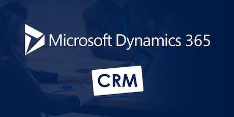 Dynamics 365 CRM Bootcamp tickets