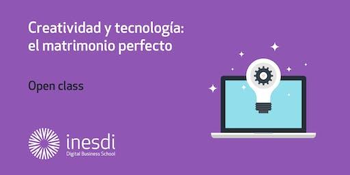 Creatividad y tecnología: el matrimonio perfecto