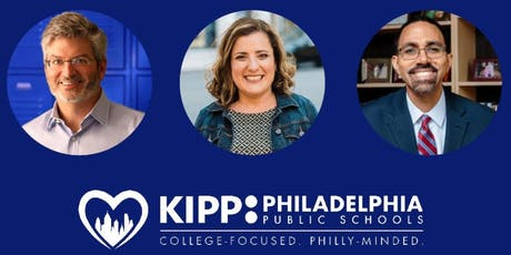 KIPP Philadelphia Presents: A Discussion on College Persistence tickets