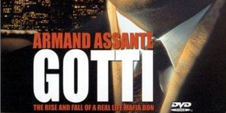 "Special Screening - Frank Vincent Tribute Film ""Gotti"" tickets"