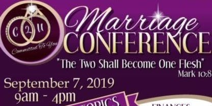 C2U (Committed to You) Marriage Conference