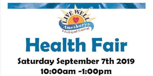 ACOA Health Fair at Live Well Amesbury: A Feel-Good Festival