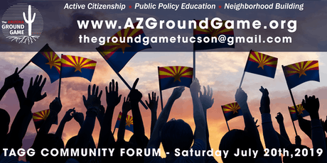"""TAGG Monthly Forum - """"Mastering Your Defined Neighborhood Plan Engaging Voters"""" tickets"""