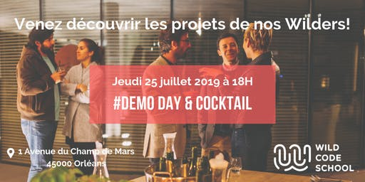 DEMO DAY & cocktail de clôture Promo de Février 2019