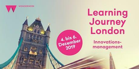 Learning Journey London tickets