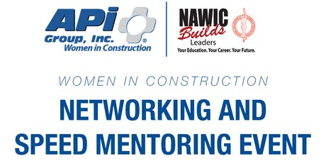 Women in Construction Networking and Speed Mentoring Event tickets