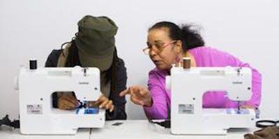 Slave Rebellion Reenactment (SRR) Costume Sewing Circle Workshop