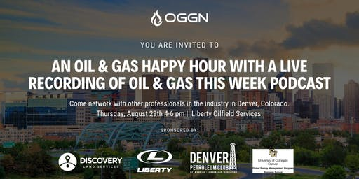 Oil and Gas Happy Hour Hosted by OGGN