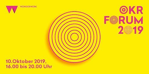 OKR Forum 2019