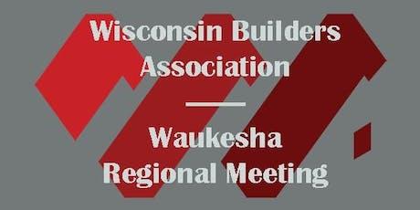 Waukesha Region Town Hall Meeting tickets
