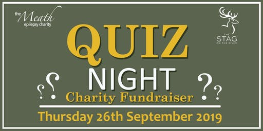 Quiz Night - Charity Fundraiser for The Meath