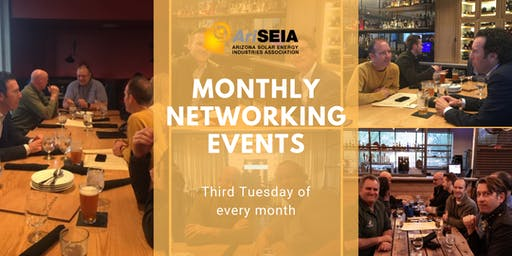 July AriSEIA Networking Event