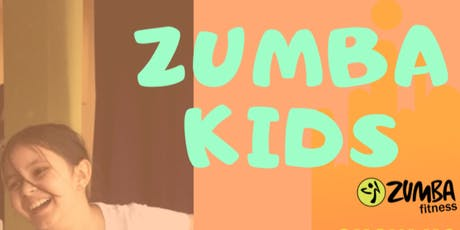 ZUMBA KIDS -1st Free Trial Class tickets