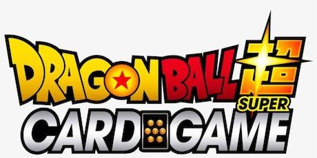 Dragon Ball Card Game - Casual tous les mercredis ! billets