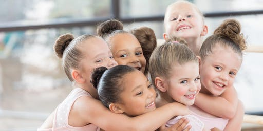 4-8 yrs FREE Tutu with Purchase of 4 dance classes for $25.00