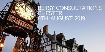 Beautiful Betsy Consultations * Chester * 8th August 2019