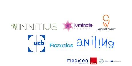 Rencontre avec 8 startups MedTech et Santé Numérique Européennes tickets
