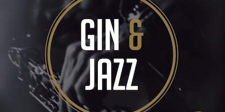 Gin & Jazz tickets