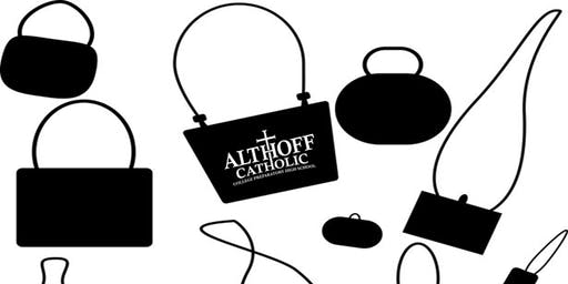 Althoff Catholic Designer Purse Bingo