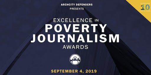 2019 Excellence in Poverty Journalism Awards