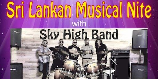 Sri Lankan Musical Nite