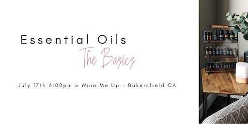 Essential Oils - The Basics